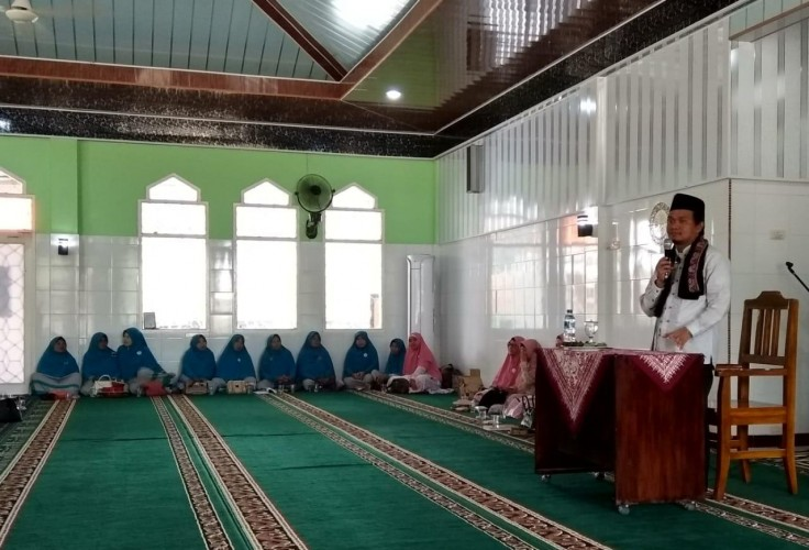 Majelis Taklim Al Muhajirin Gelar Tabligh Akbar Maulid Nabi