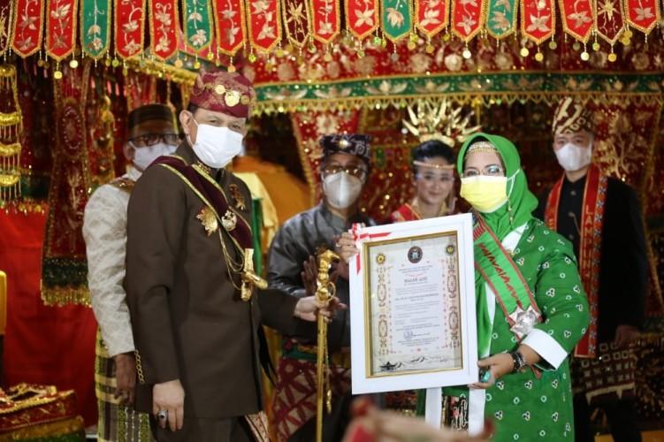 MAKN Kunjungi Masyarakat Adat Sekala Brakdi Lampung Barat