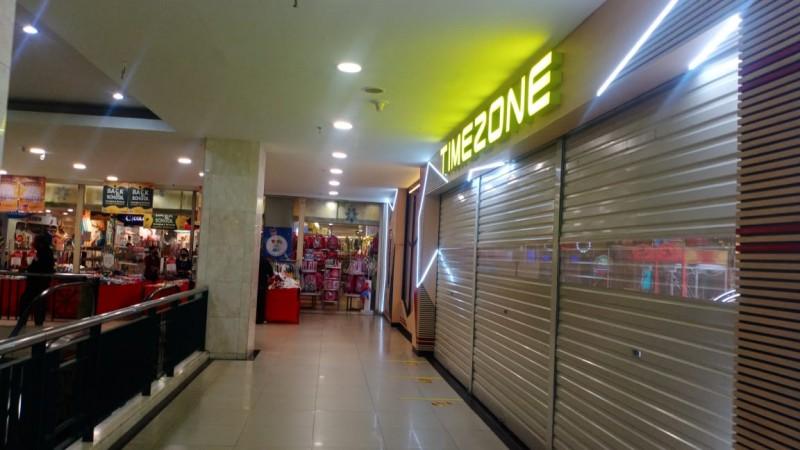 Mal di Bandar Lampung Tutup Jam Lima Sore
