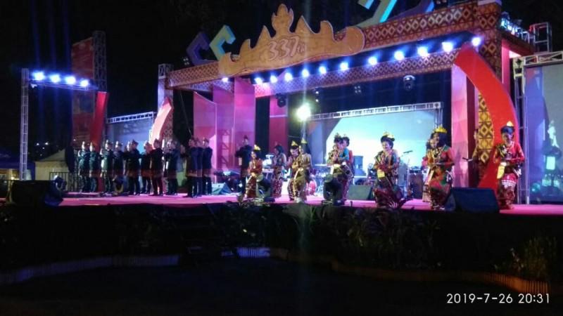 Malam Ini Grand Final Muli Mekhanai Kota Bandar Lampung