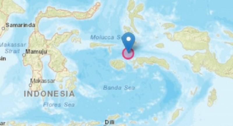 Maluku Diguncang Gempa 5,4 Magnitudo