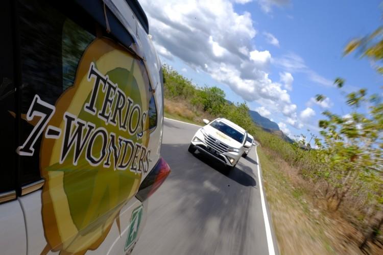 Maluku Jadi Tujuan Ekspedisi Terios 7 Wonders