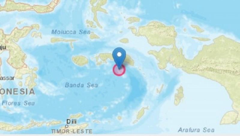 Maluku Tengah Diguncang Gempa 5 Magnitudo