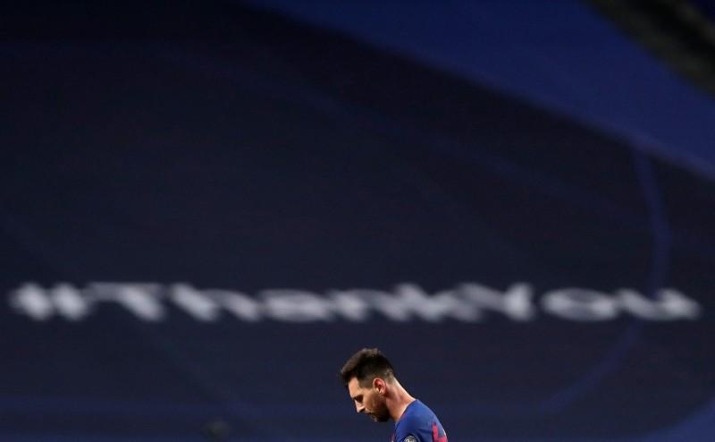 Manchester City Bidik Lionel Messi