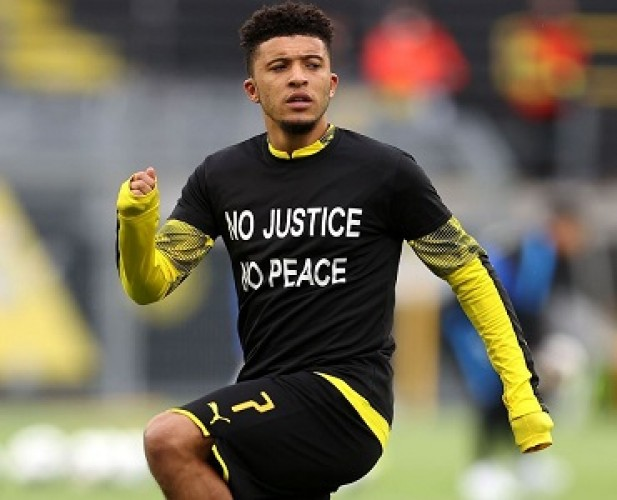 Manchester United Makin Dekat Dapatkan Jadon Sancho