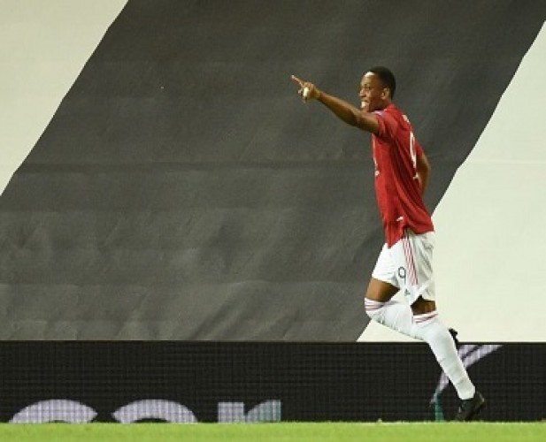 Manchester United Mulus ke 8 Besar Liga Europa