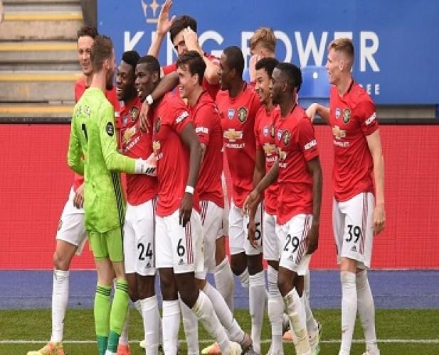 Manchester United Pastikan Tiket Liga Champions
