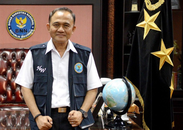 Mantan Kapolda Lampung Jabat Komisaris PLN