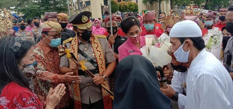 Mantan Kapolda Lampung Purwadi Naik Pangkat Komjen