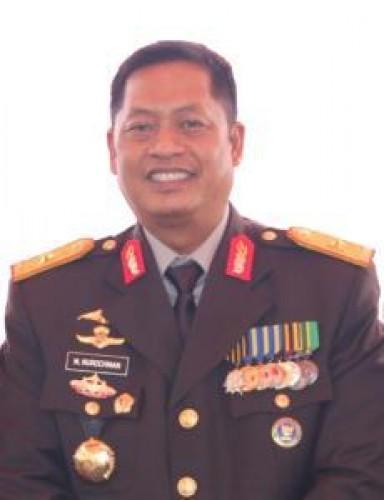 Mantan Kapolresta Bandar Lampung Brigjen Nurochman Berpulang
