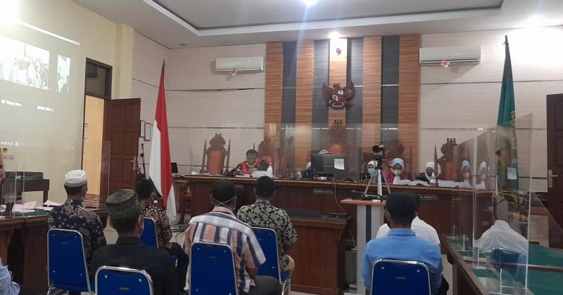 Mantan Kepala Kampung Pakai Hasil Korupsi untuk Judi