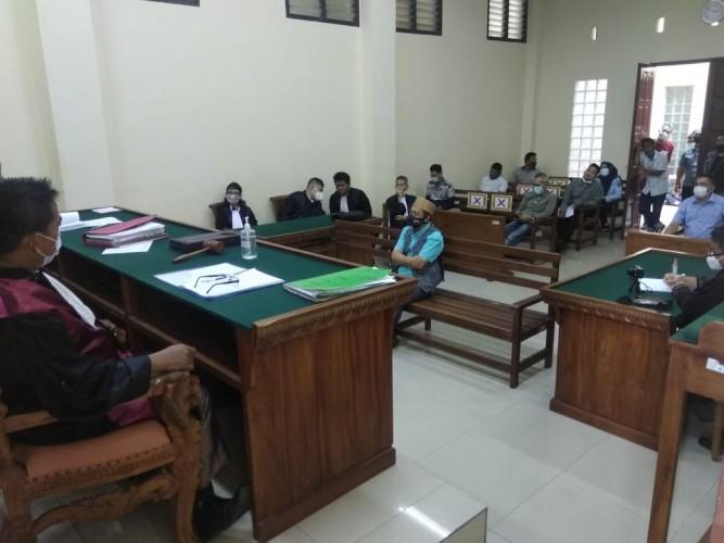 Mantan Ketua AKLI Lampung Divonis Bebas