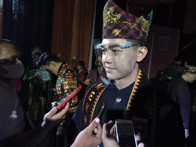 Mantan Paskibraka Nasional Menjuarai Ajang Mulei Meghanai Metro 2021