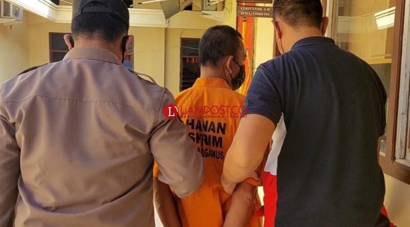 Mantan Pj Kakon Terdana Dijebloskan ke Penjara karena Korupsi
