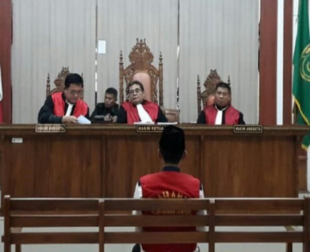 Mantan Politisi Ajukan Pleidoi atas Tuntutan Jaksa