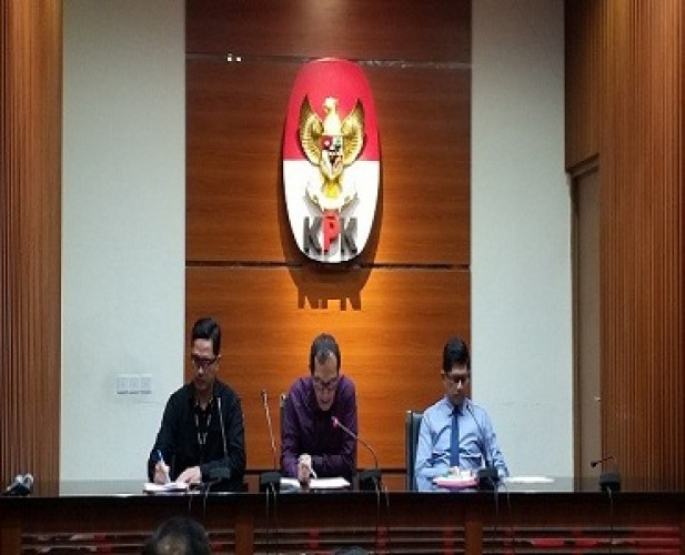 Mantan Sekretaris MA Jadi Tersangka Suap