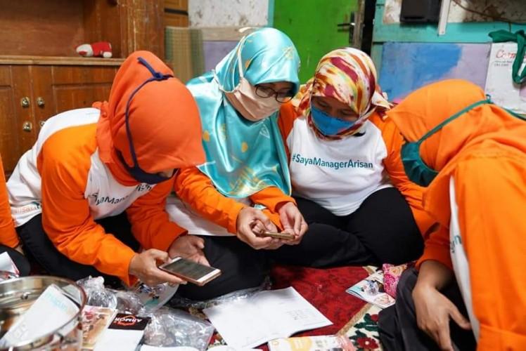 Mapan Ajak Masyarakat Lampung Dapatkan Penghasilan Lewat Arisan Barang