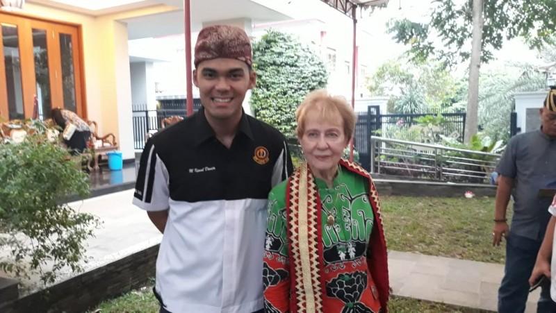 Margaret J Kartomi Kenalkan Seni Budaya Lampung ke Mata Dunia