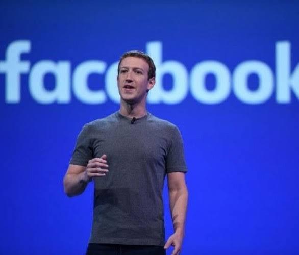 Mark Zuckerberg Mau Ganti Nama Facebook