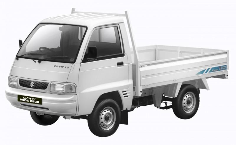 Masalah Diperseneleng, Suzuki Tarik Ribuan Carry di Indonesia