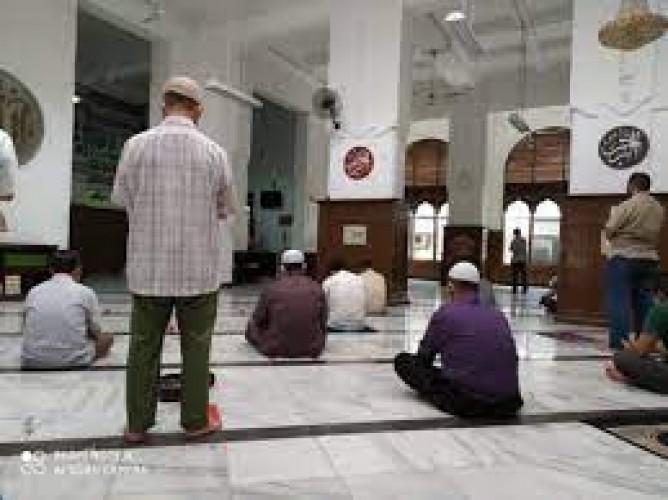 Masjid Dianjurkan Tidak Terima Jemaah dari Luar Lingkungan