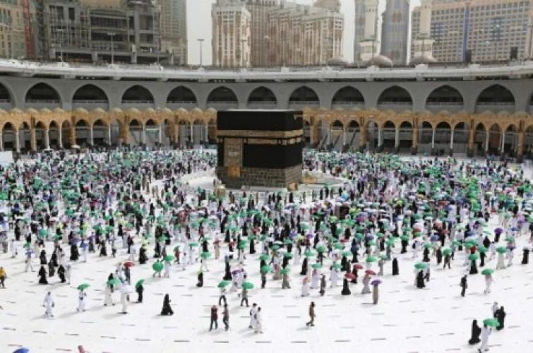 Masjidil Haram Kembali Beroperasi dalam Kapasitas Penuh