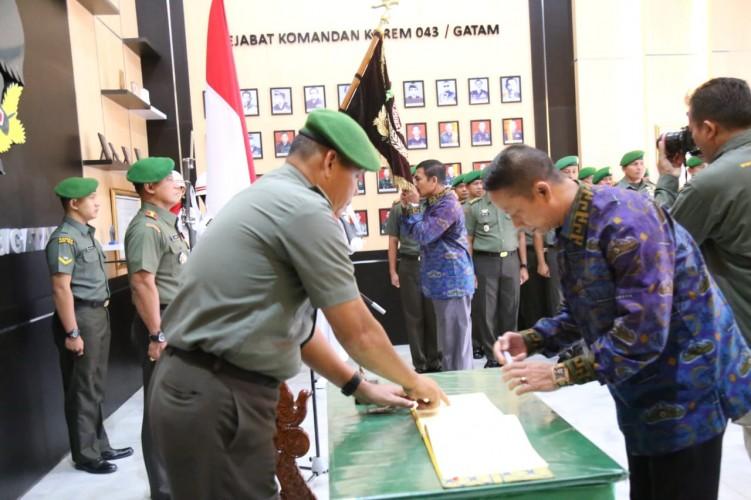 Masuki Masa Pensiun, 23 Anggota TNI Ikuti Upacara Purnawira