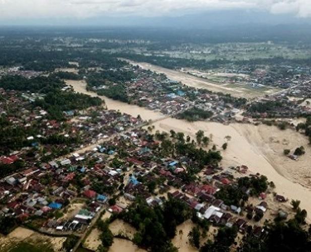 Masyarakat Diingatkan Hindari Bermukim di Sekitar Sungai