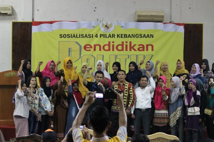 Masyarakat Diminta Tetap Damai pada Pemilu 2019