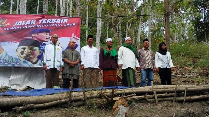 Masyarakat Dukung Duet Prabowo-AHY