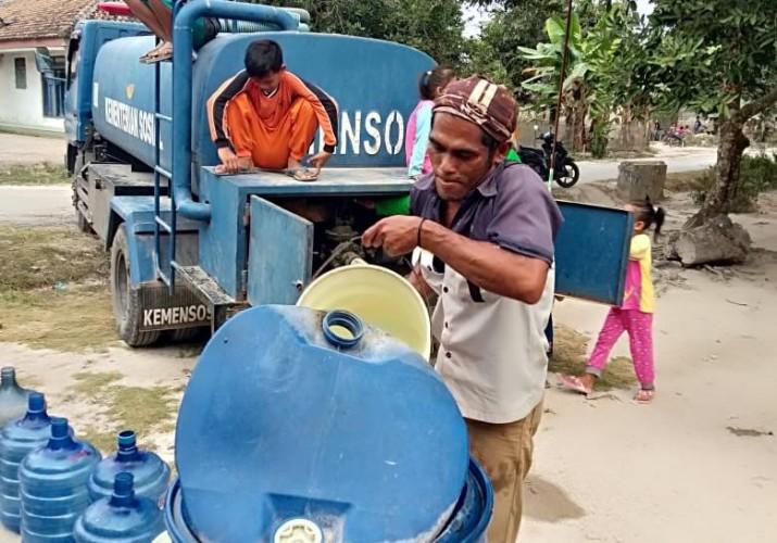 Masyarakat Empat Dusun di Mekarmulya Krisis Air Bersih