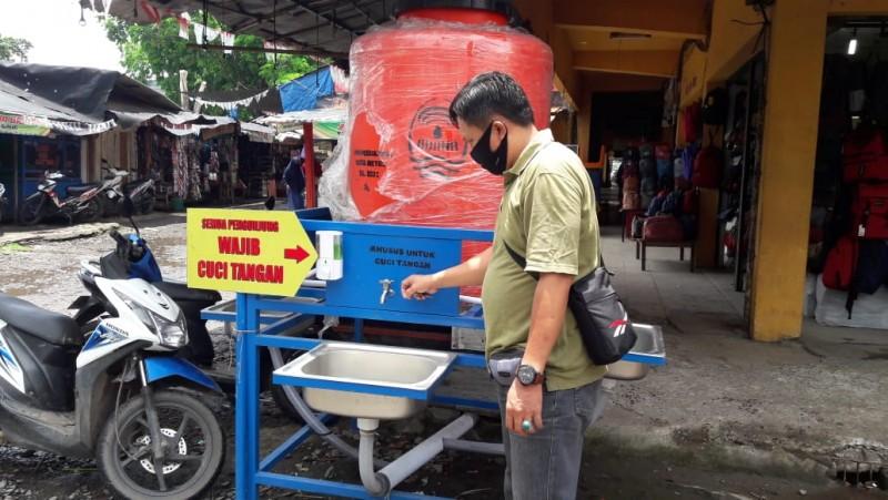 Masyarakat Kecewa Tower Air di Pasar Metro Sering Kosong