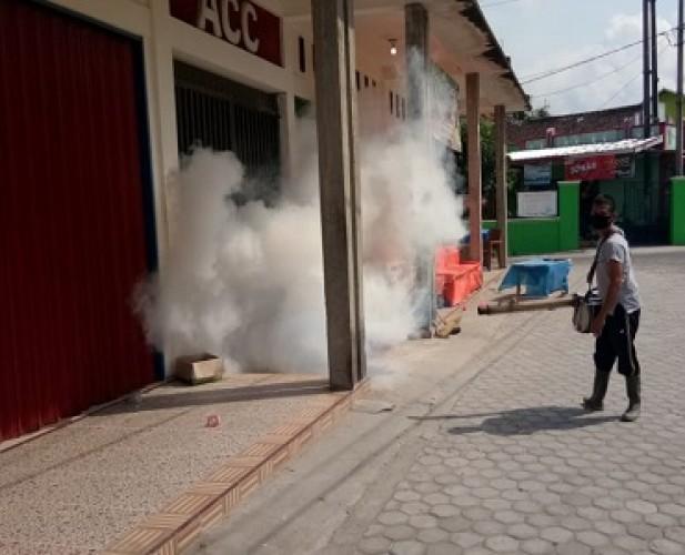 Masyarakat Lamsel Diimbau Waspadai DBD di Tengah Pandemi Covid-19