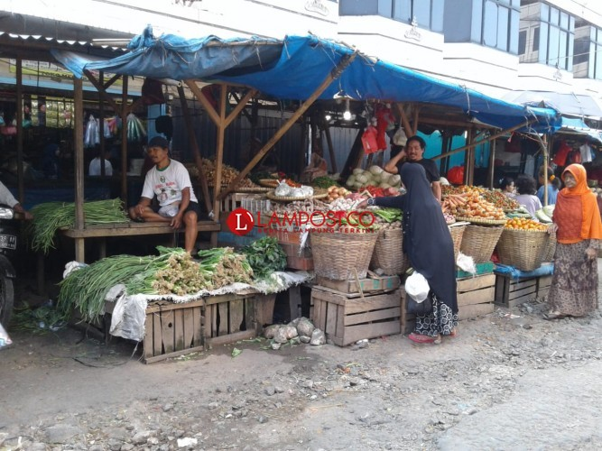 Masyarakat Menjerit, Harga Sayuran Juga Melambung