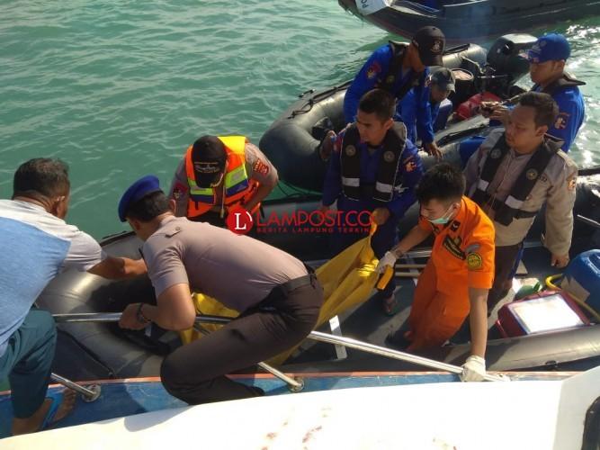 Mayat Wanita Tanpa Identitas Mengambang di Perairan Pulau Rimau Balak