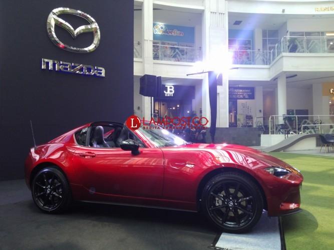 Mazda MX-5 Facelift Hadir Dengan Mesin Lebih Gahar