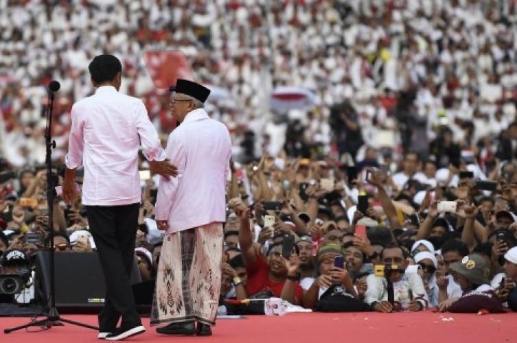 Media Asing Ramai Beritakan Pelantikan Jokowi-Ma'ruf