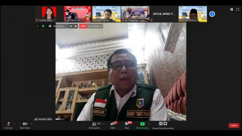 Media Berperan Mengedukasi Publik Cegah Covid-19 di Lampung