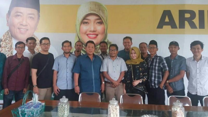 Media Center Ambil Bagian dalam Kemenangan Arinal-Nunik