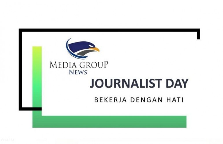 Media Group Apresiasi Wartawan Lewat Journalist Day