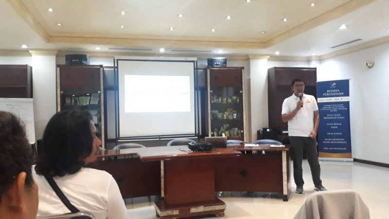 Media Group Gelar Workshop Kesigapan Bencana Alam