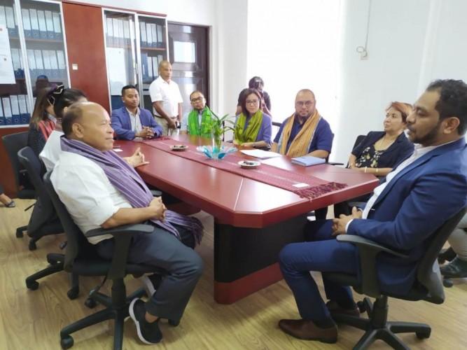 Media Group Jalin Kerja Sama Berbagai Bidang dengan Timor Leste