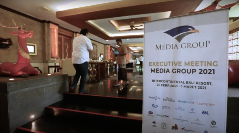 Media Group Susun Strategi Hadapi Tantangan 2021