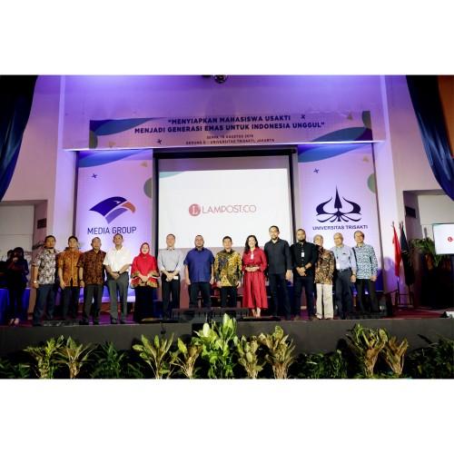 Media Group-Universitas Trisakti Jalin Kerja Sama