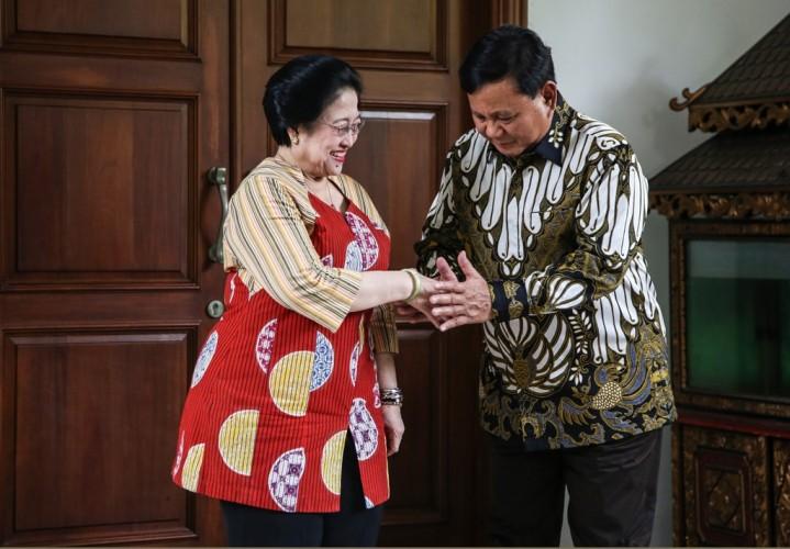 Megawati dan Prabowo bakal Resmikan Patung Bung Karno