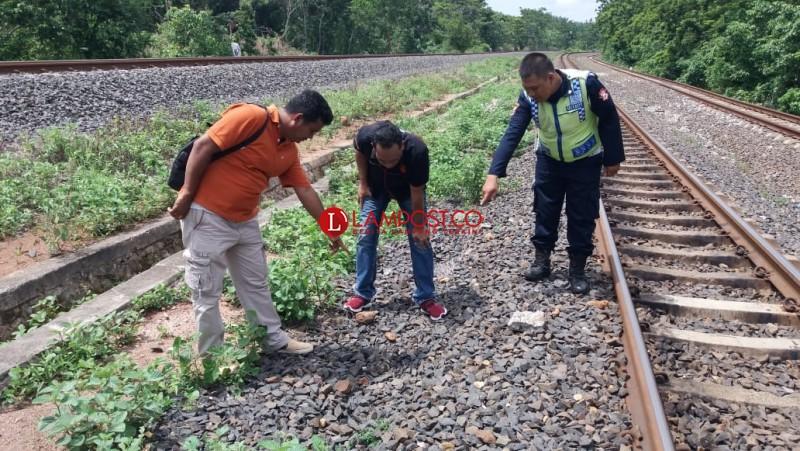 Melompat dari Kereta, Pemuda Asal Way Kanan Tewas