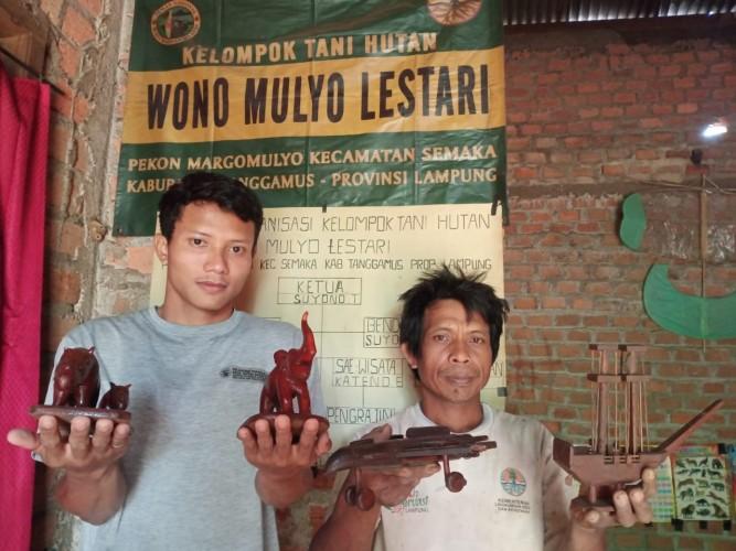 Melongok Penggawa TNNBS dari Desa Margomulyo