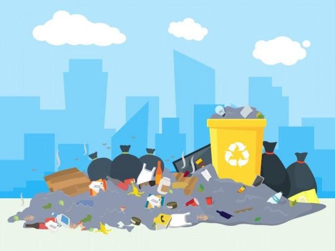 Membuang Sampah Sembarangan bakal Didenda