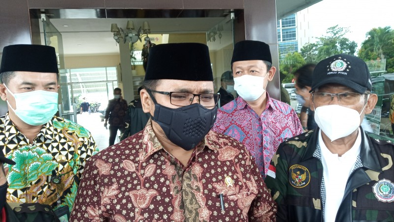 Menag: Syekh Ali Jaber Ulama yang Menyejukkan