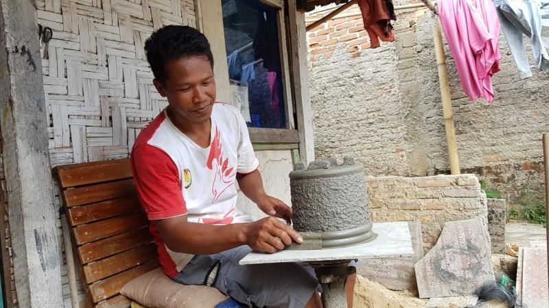 Menangkap Peluang Bisnis Pot Semen di Tengah Pandemi